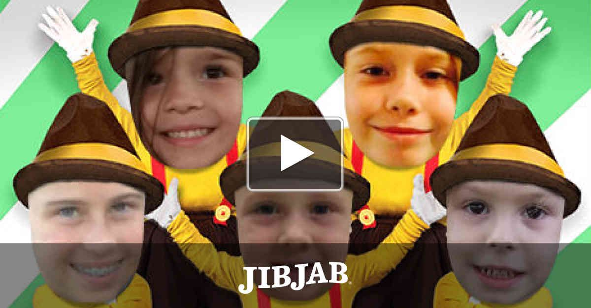 Cast five of your favorite holiday elves in this boogielicious dance video that's sure to rock the halls!