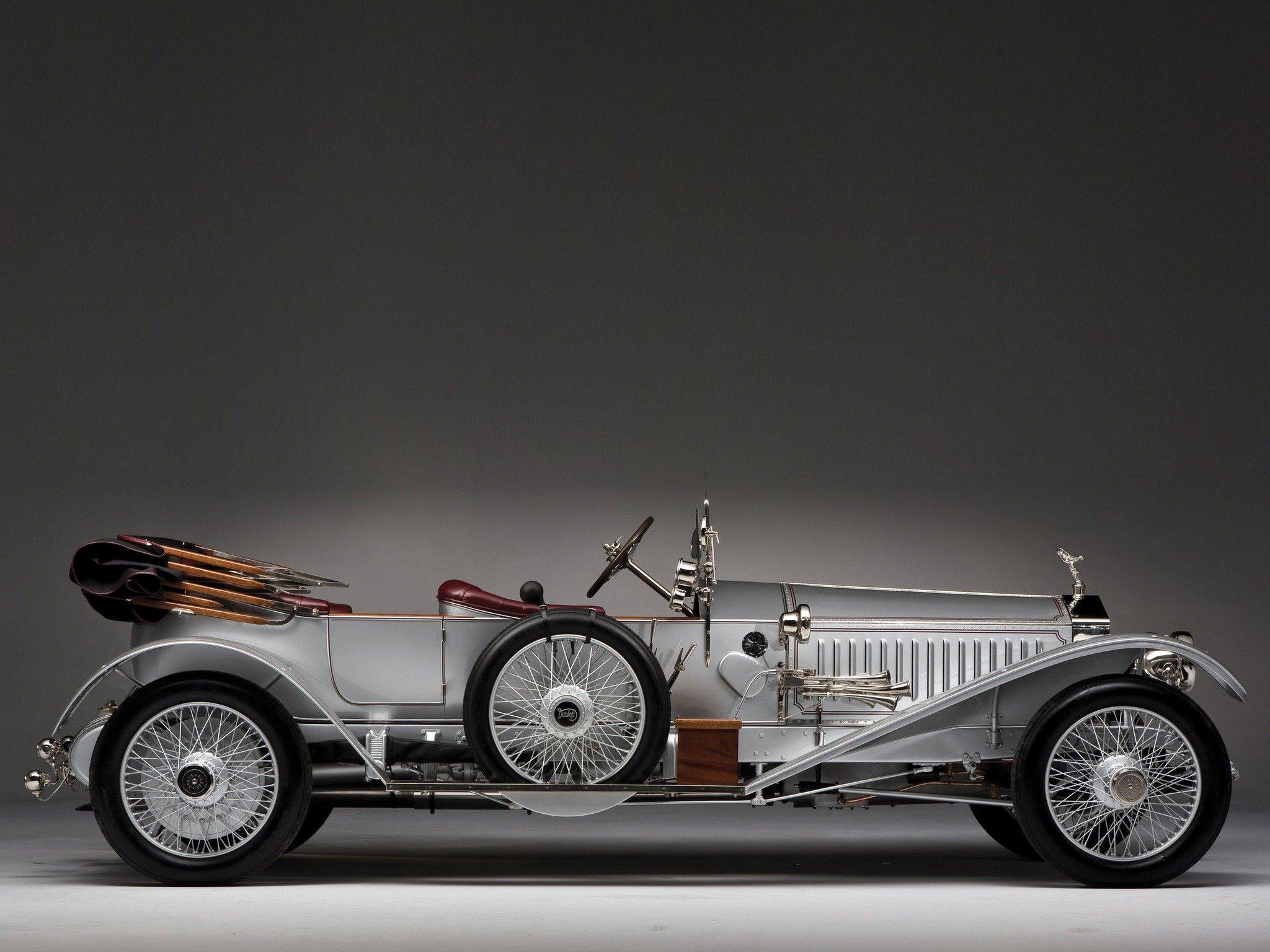 Rolls Royce Silver Ghost We are experts in the classic automobile ...