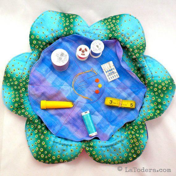 Schmuck Beutel Muster, Stoff Blume Drawstring Bag Muster, Braut Beutel, Schmuck Tasche, Blume Handtasche, Kanzashi Flower Pouch, Blütenblatt Beutel