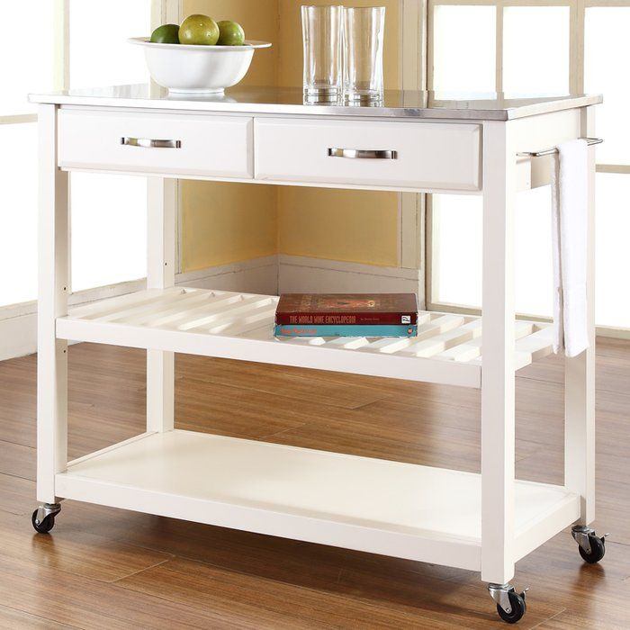 Add Much Needed Storage And Prep Space To Your Busy