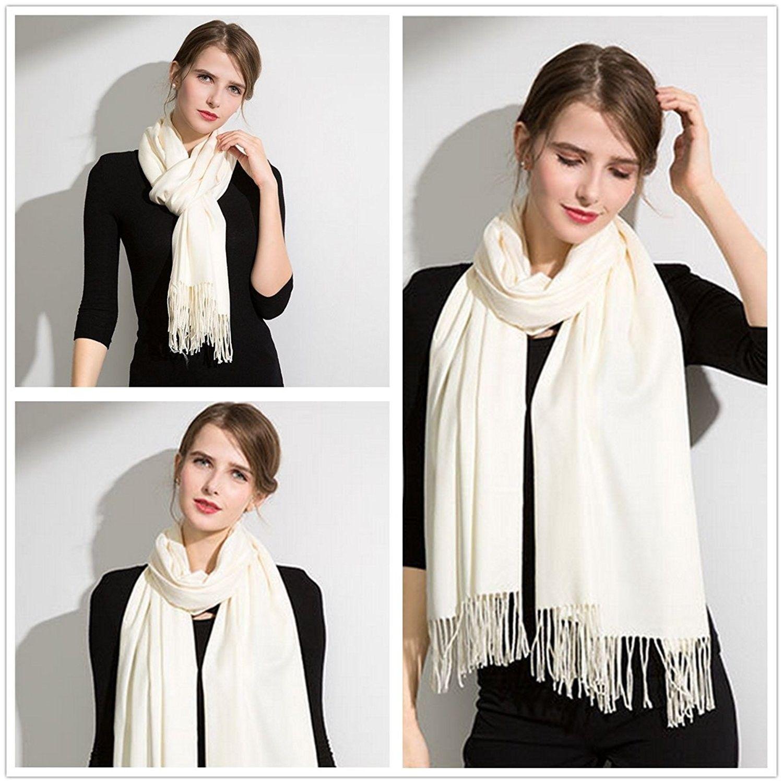 Women Ladies Pashmina Fancy Hijab Girls High Quality Scarf Pashmina Wrap Scarves