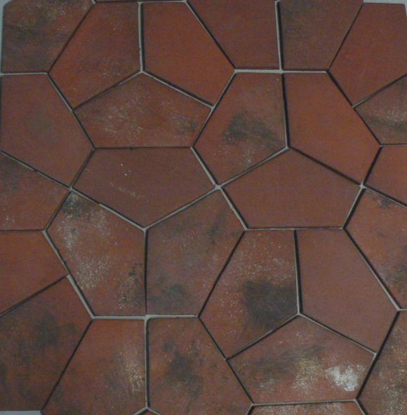 Old World Collection: Hexagons | News from Inglenook Tile