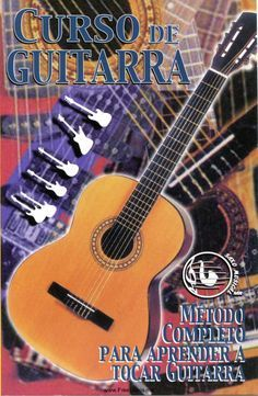 Curso de guitarra método completo para aprender a tocar guitarra