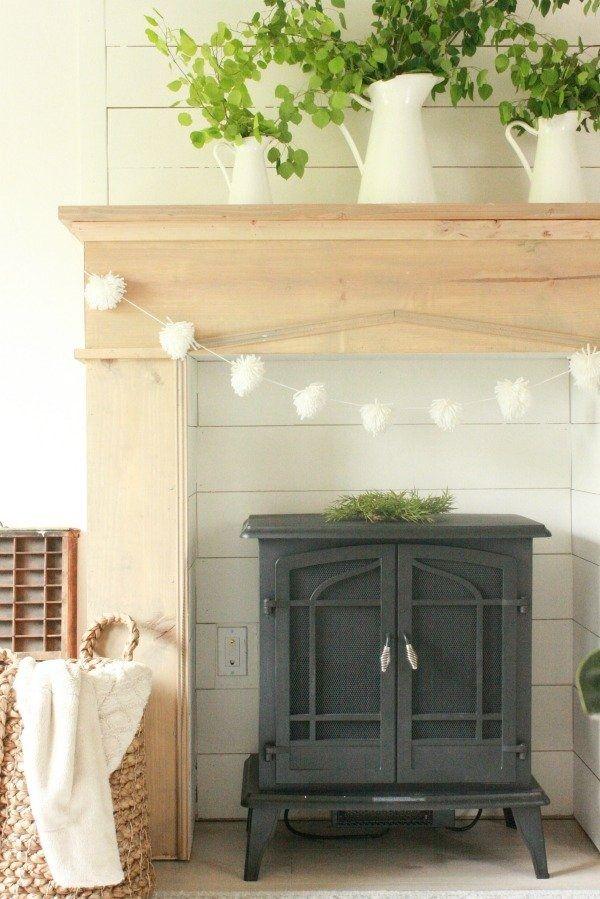 The Ultimate Farmhouse Bedroom Decor Ideas Faux Fireplace Diy Farmhouse Bedroom Decor Freestanding Fireplace