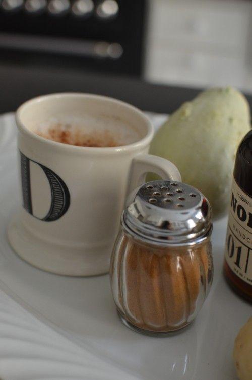 Home made Pumpkin Spice Latte from www.lattemamma.fi