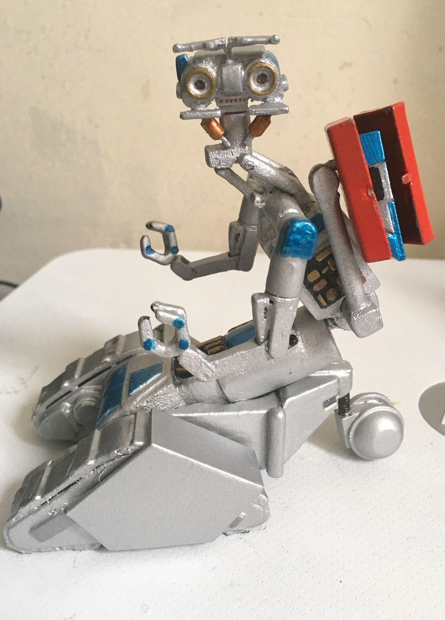 Pics Short Circuit Johnny 5 Robot V Rangerboard