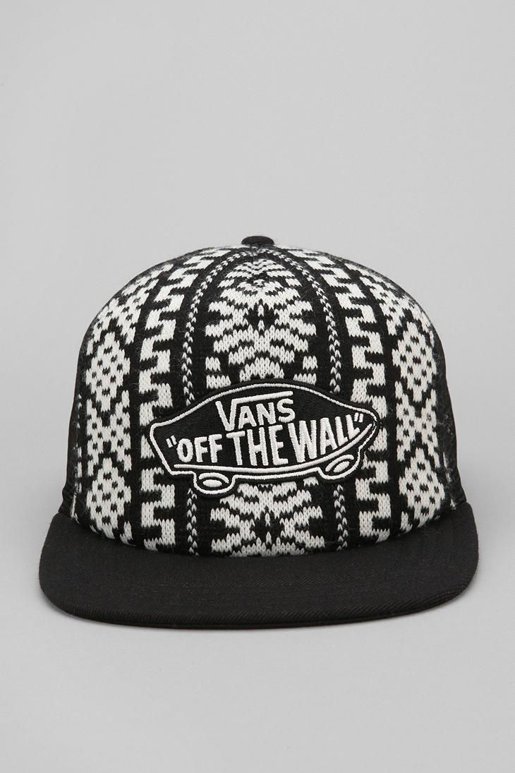 74ff7c122f2dd Vans Classic Patch Trucker Hat  urbanoutfitters