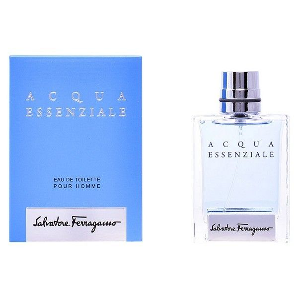 Strashop.com - - Parfum Homme Acqua Essenziale Homme Salvatore Ferragamo EDT 729c12c9debd