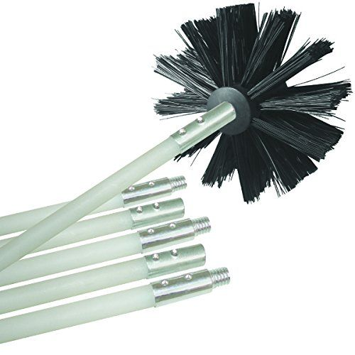 Deflecto Dryer Duct Cleaning Kit Lint Remover Extends U Clean Dryer Vent Dryer Duct Dryer Duct Cleaning