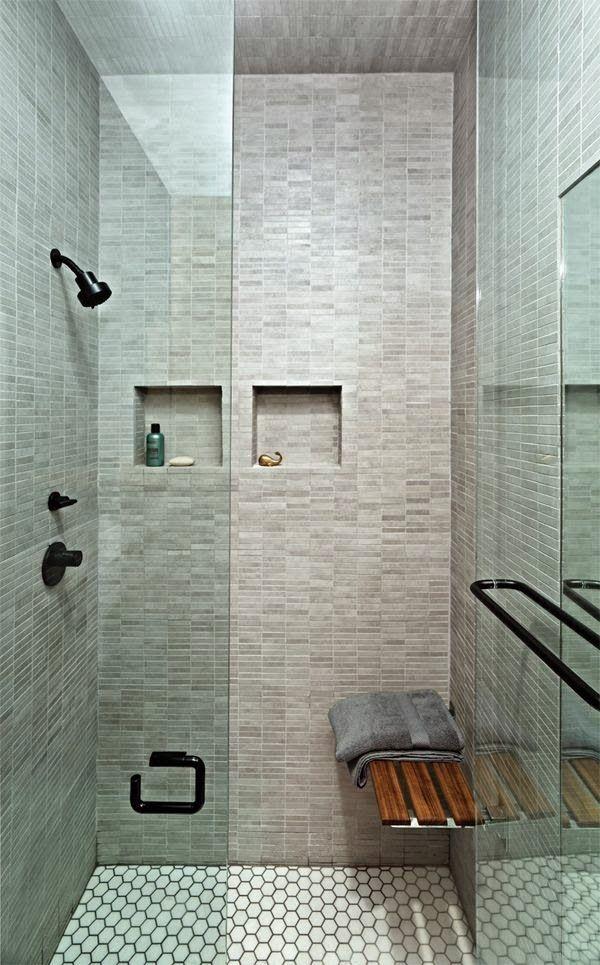 73 ideas de decoraci n para ba os modernos peque os 2019 - Ver fotos de cuartos de banos modernos ...