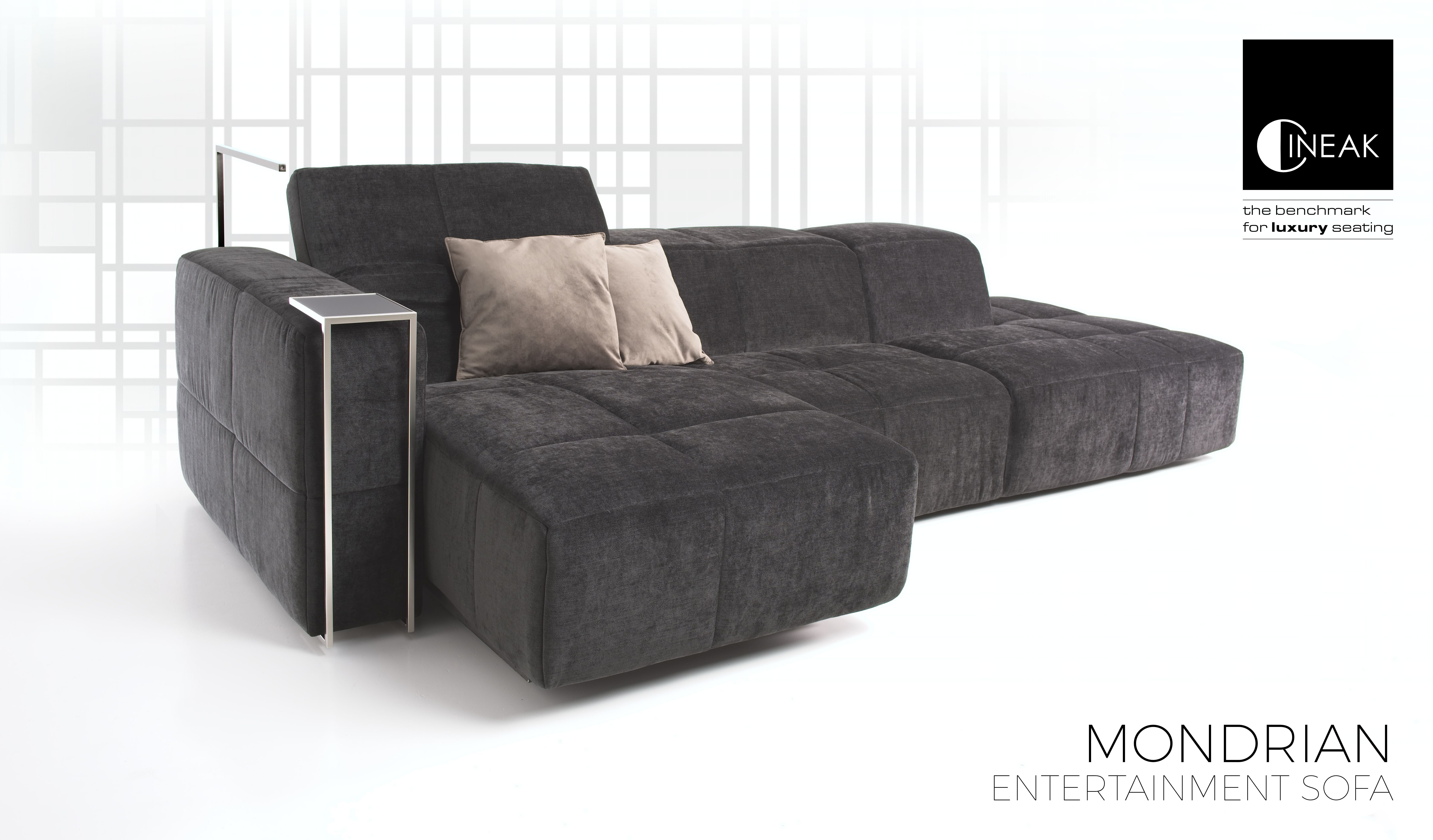 Superb The Mondrian Entertainment Sofa Is Now Available Worldwide Gmtry Best Dining Table And Chair Ideas Images Gmtryco
