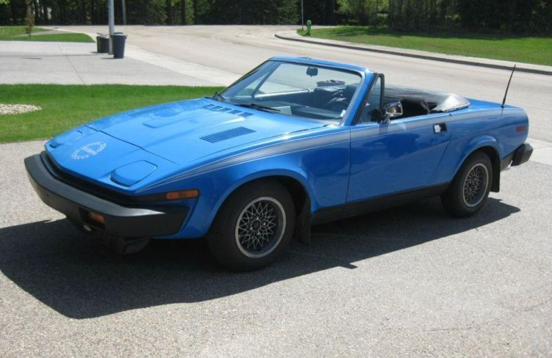 Classic Convertibles You Can Buy Right Now Under 5 000 Triumph
