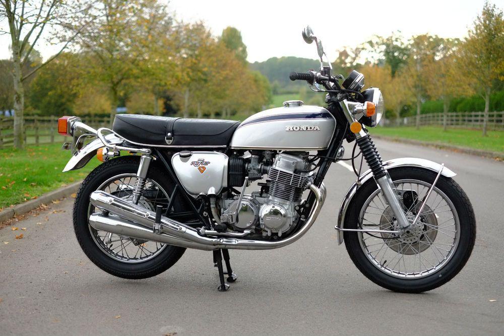 Ebay Honda Cb750 Cb 750 K2 1972 Rare Japanese Spec Silver Model Rare ホンダcb カスタムバイク ホンダ