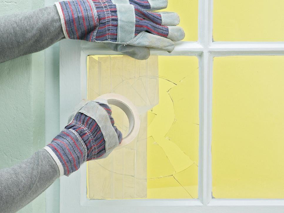 How to Replace a Broken Window Pane in 2020 Broken