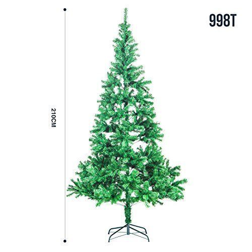 7ft Artificial Christmas Tree Xmas Easy Set Up Storage Tool Free 7ftartificialchristmastree
