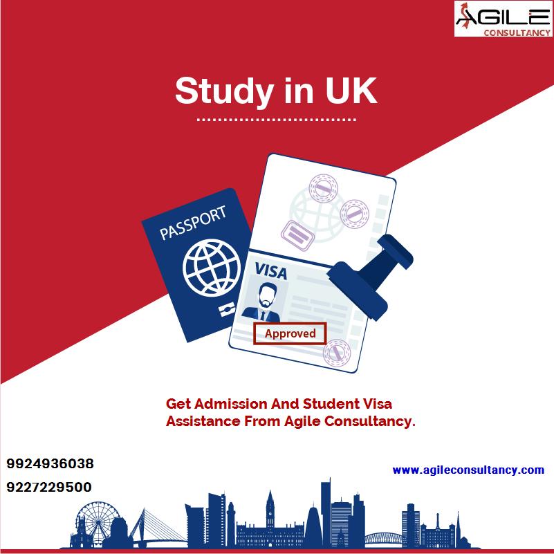UK Student Visa Consultant In Ahmedabad Apply uk study