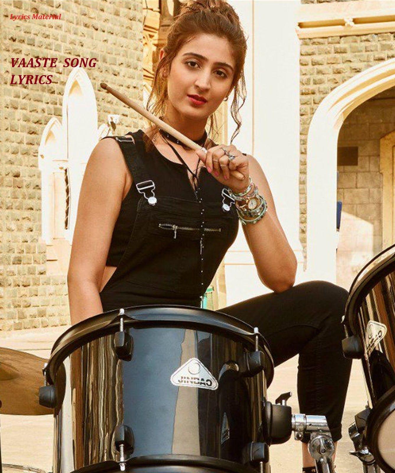 Dhvani Bhanushali In Black Bollywood Celebrities Indian Actress Photos Disney Princess Pictures