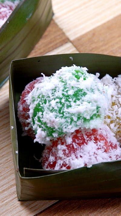 Kue Sentiling Singkong Resep Resep Resep Kue Makanan Penutup