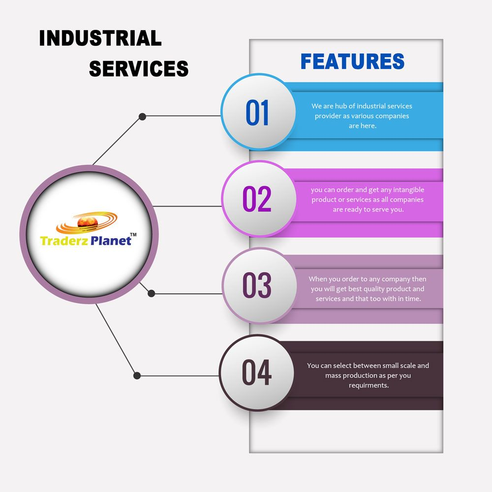 Industrial Services And It's Feature