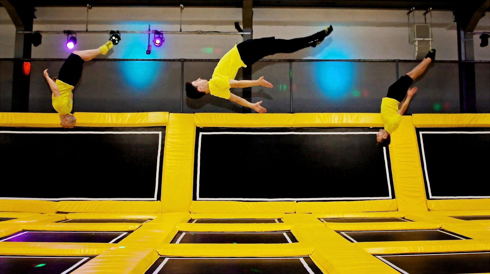 Go Air Trampoline Parks A world of Trampoline facilities