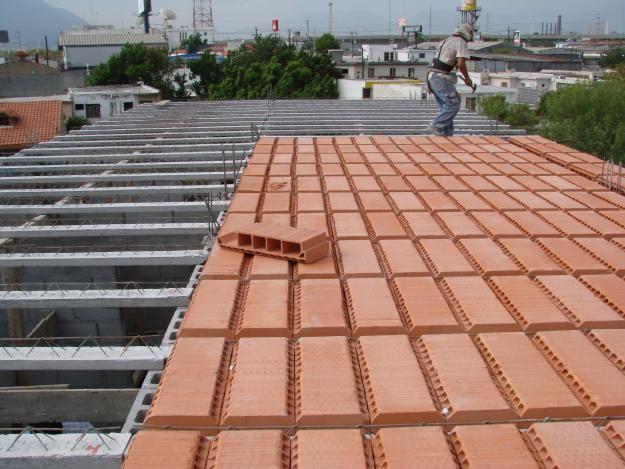 Vigueta y bovedilla architecture estructura for Construccion de piscinas en monterrey