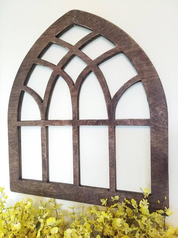 small pointy Cathedrial window frame | Homestead | Pinterest ...