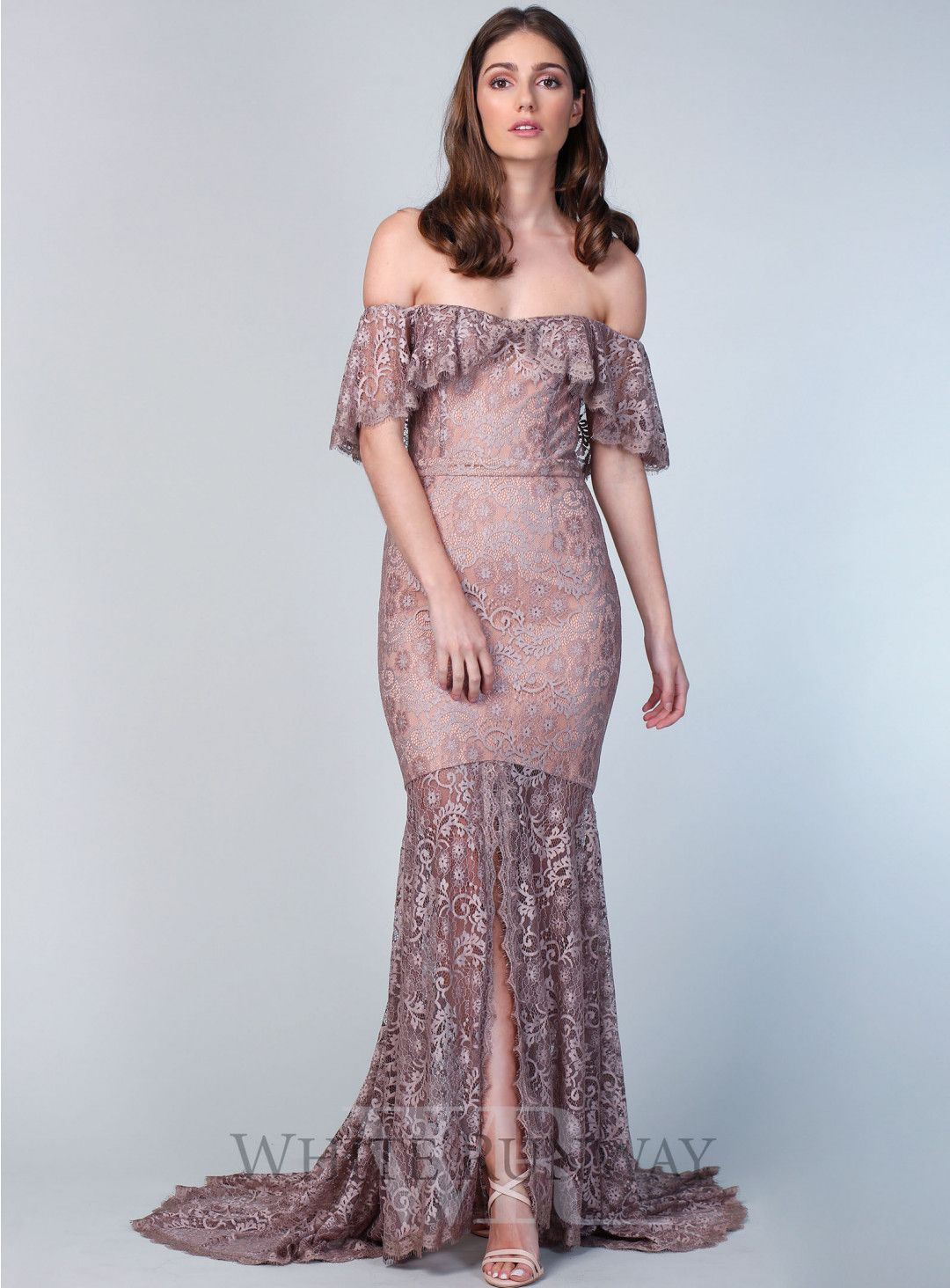 e3c21c6977 ... new product 7711e a874c A stunning full length dress by Sofia Cali. An  off shoulder  info for 2e15c acea6 Shooting Stars Ball Gown.
