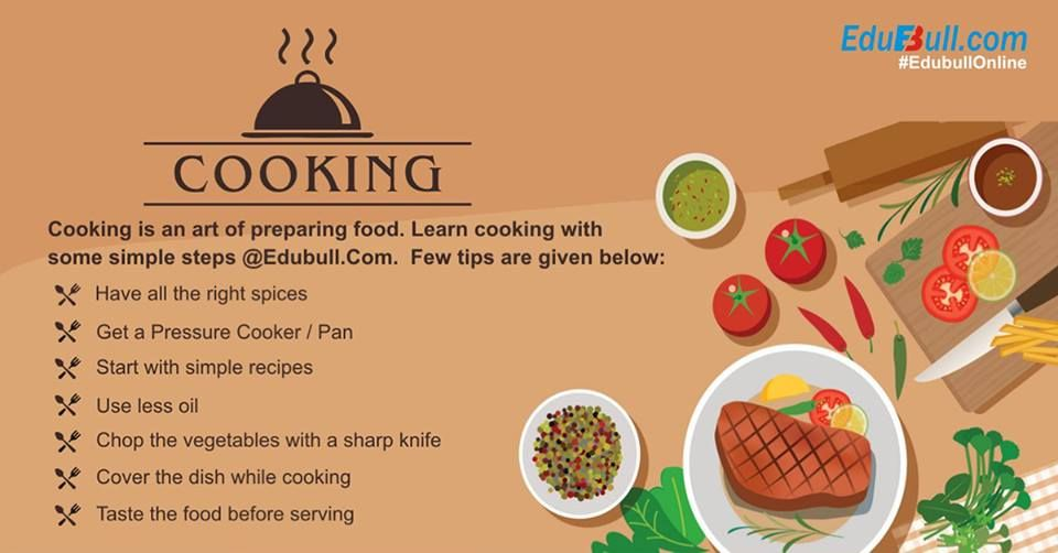 Cooking Tutorials Cooking Hobby Indian Cooking Videos Cooking Tutorials