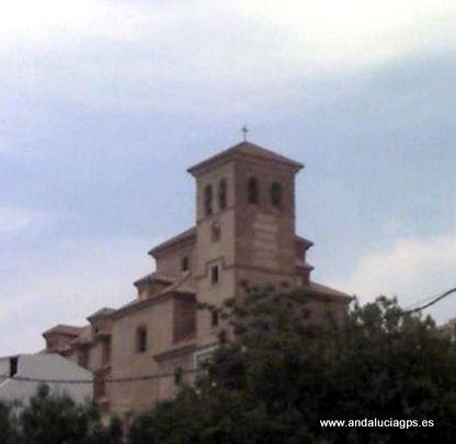 """#Almería - #Fondón - Iglesia de San Andrés - 36º 58' 51"""" -2º 51' 26"""" / 36.980833, -2.857222   El bautismo se comenzó a practicar de manera masiva a aquella población mudéjar de la Alpujarra. En la zona de Fondón, en la Taha-vicaría de Andarax se erigieron parroquias bajo la advocación de Santa María de la Encarnación. Fuente: www.fondon.es ."""