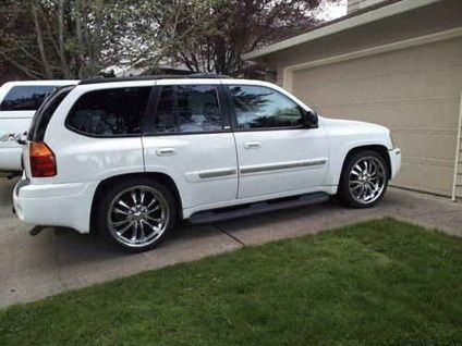 envoy denali rims | Envoy On 22 | JL Car Collection | Cars ...