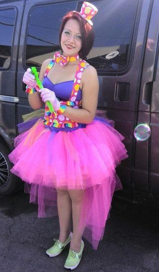 clown costume tutu - Buscar con Google