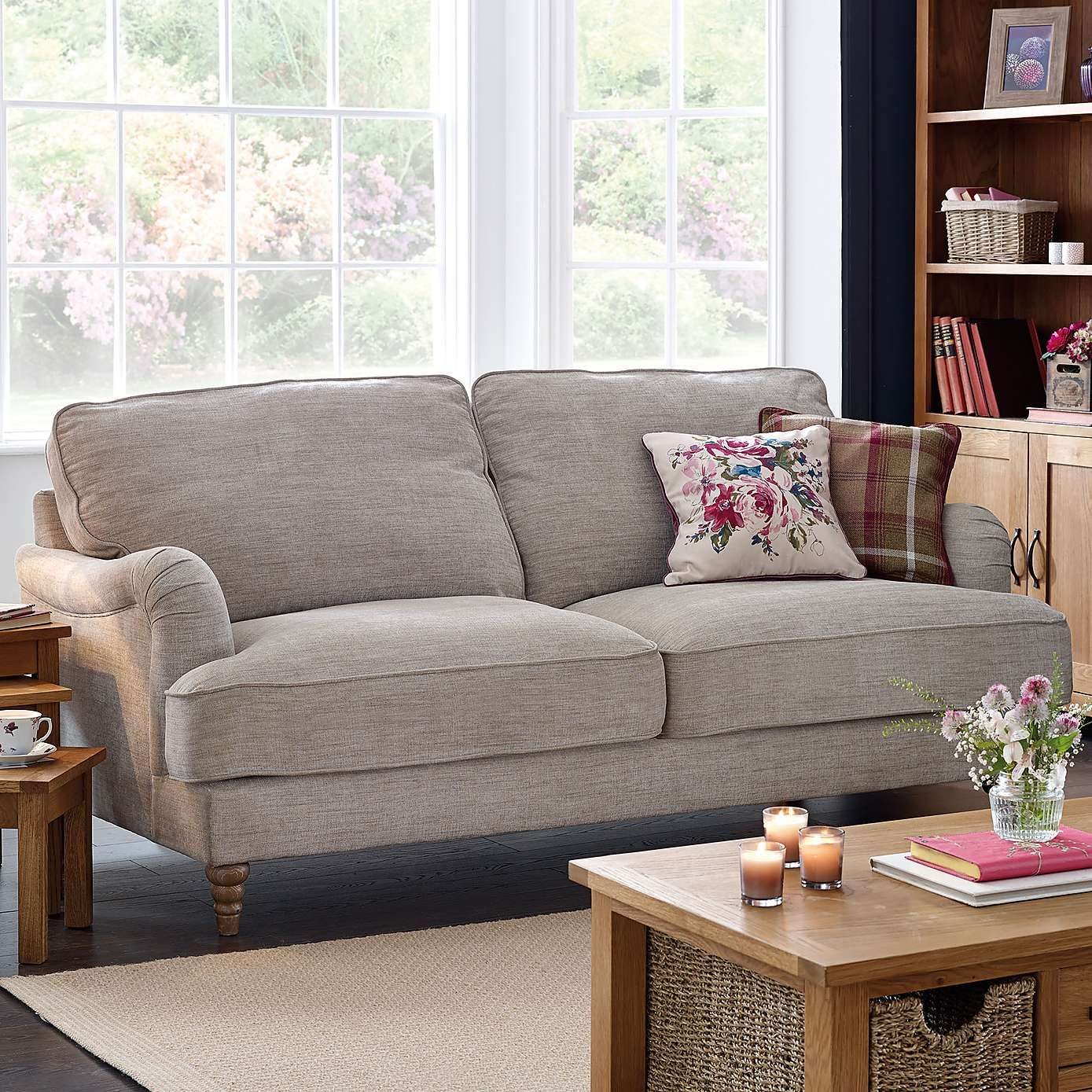 Walton Sofa Collection Dunelm Living room Pinterest