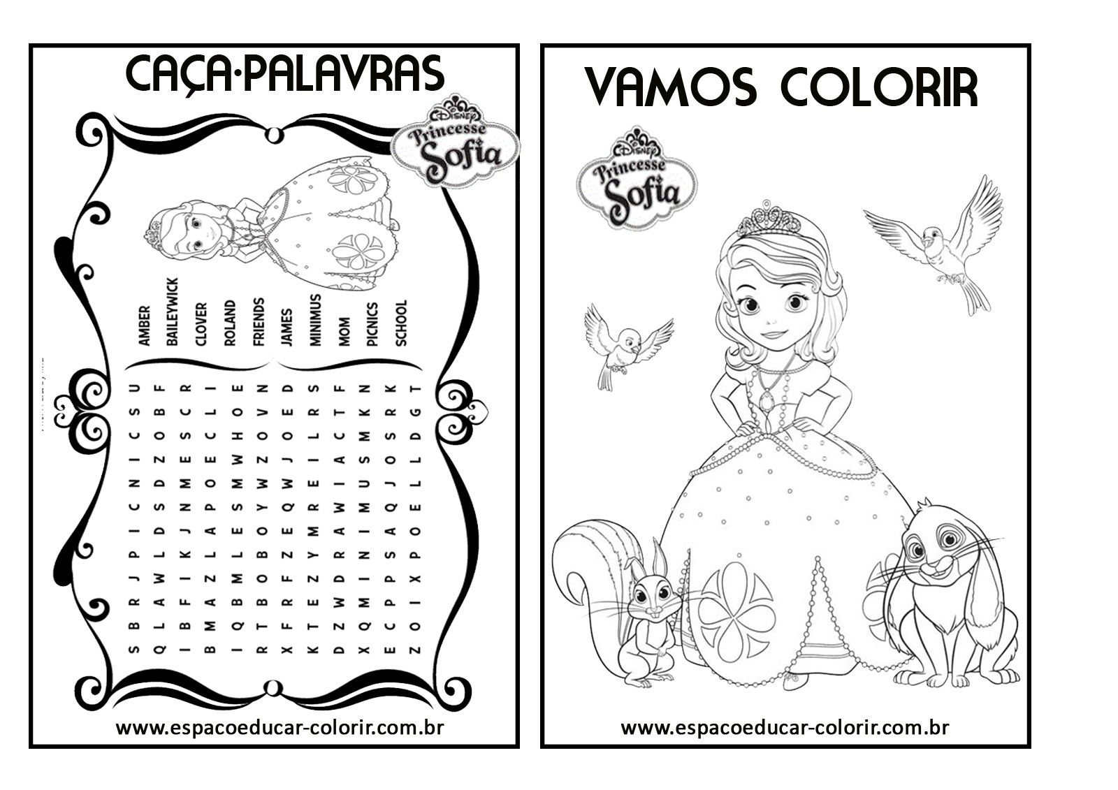 Livro-de-colorir-da-princesinha-sofia-princesa-sofia