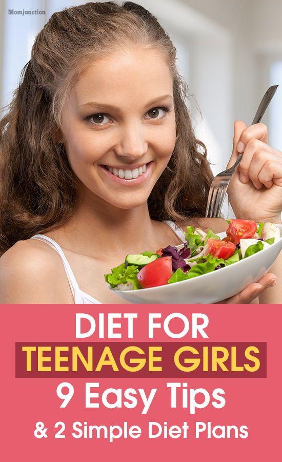Photo of Diät für Teenager: 9 einfache Tipps und 2 einfache Diätpläne