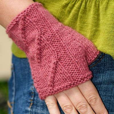 The Distracted Domestic Possible New Obsession Knitting Mittens