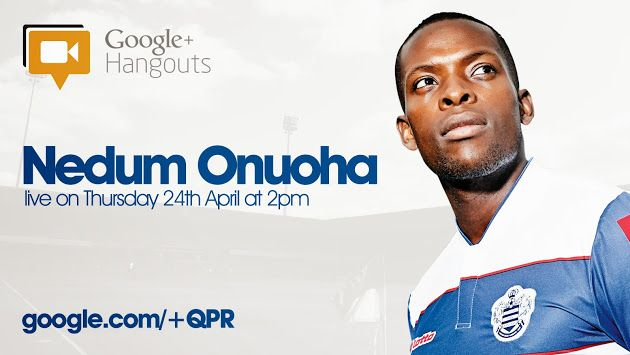 How a football club uses Google Hangouts for engaging with fans QPR