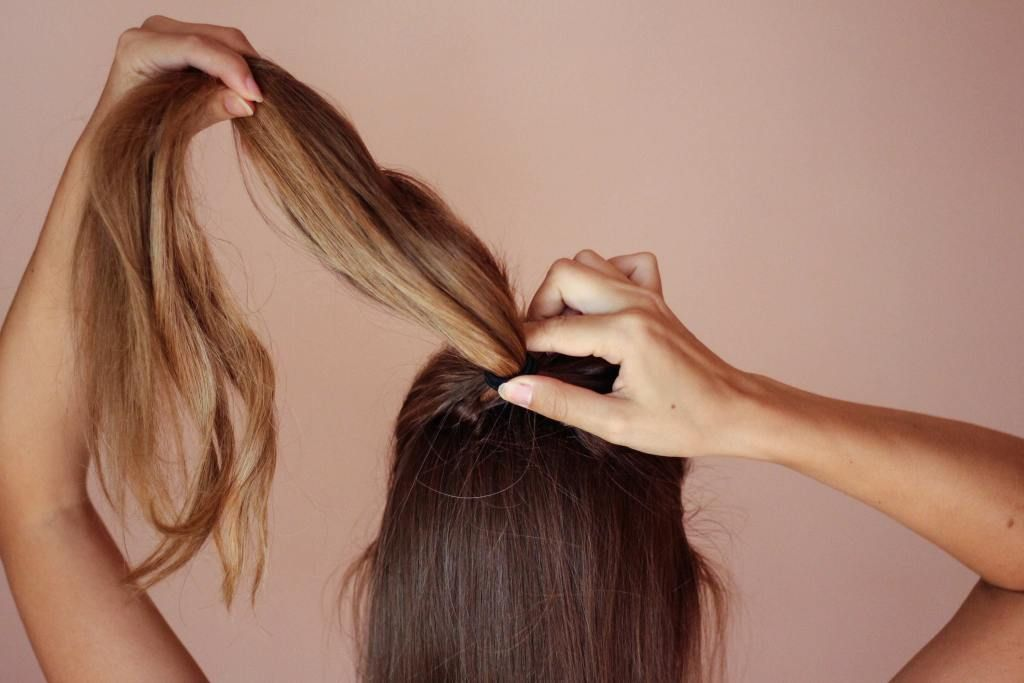 Zopf Binden Dirndl Frisuren Haar Styling Geflochtene Haare