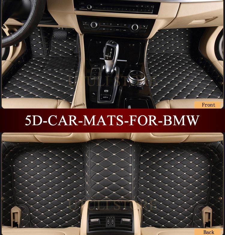 Leather Car Floor Mats For Kia Sorento Optima Forte 3d Custom Fit Car Styling Carpet Floor Liners Volkswagen New Beetle Car Floor Mats Interior Accessories