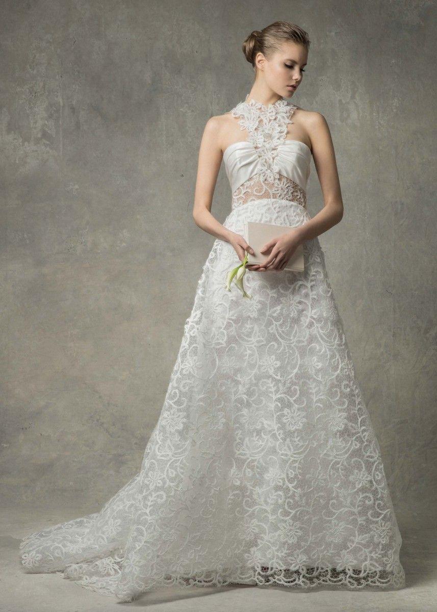 Angel Sanchez Primavera 2017 Nupcias Magazine Bridal2016 Wedding Dresseswedding
