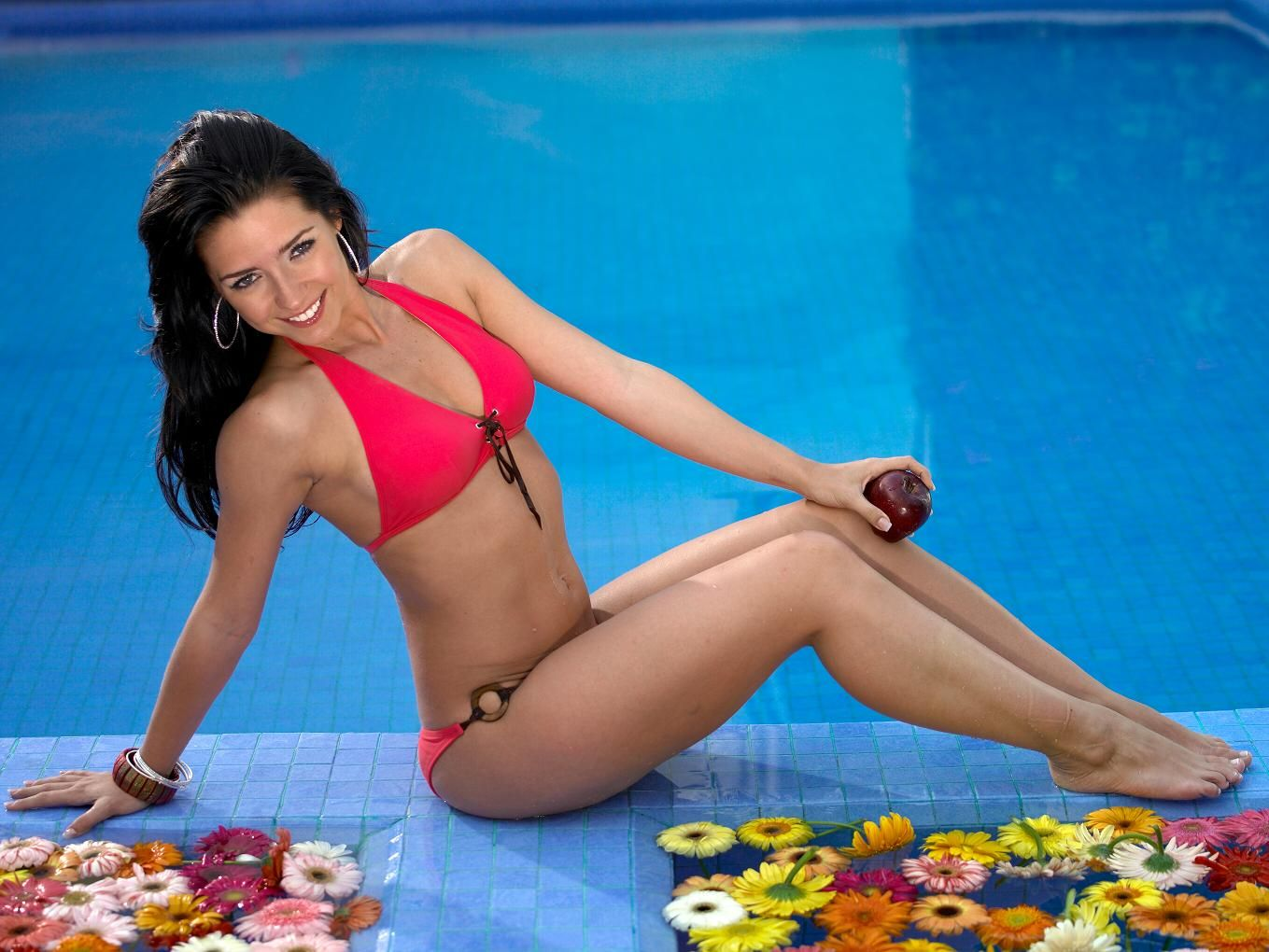 Angelica Celaya En Bikini pin on ariadne diaz