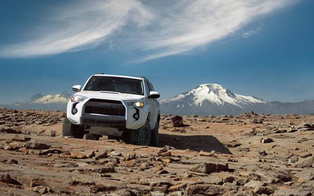 2019 Toyota 4Runner Redesign and Release Date http//www
