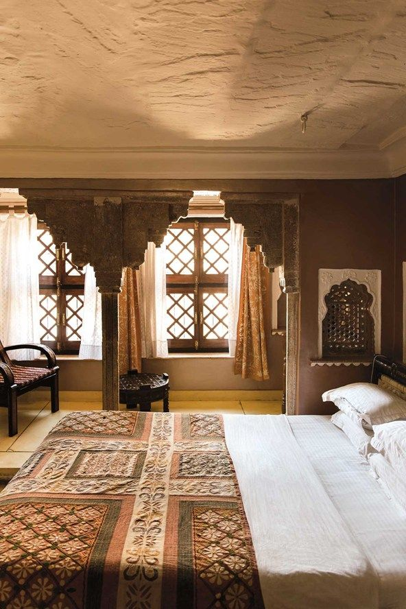 Hidden Rajasthan | Indian bedroom, Indian interiors ...