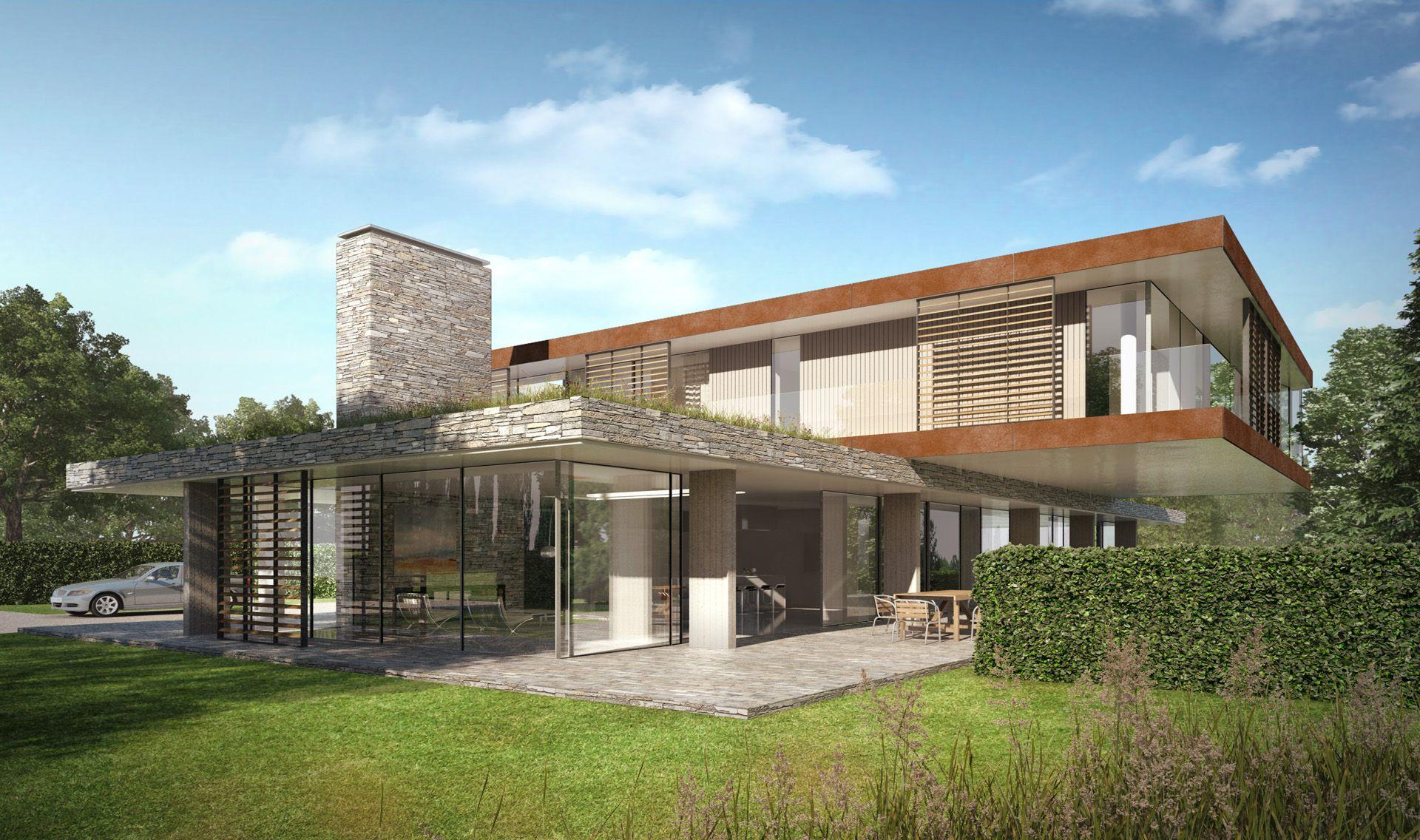 Lees Munday Architects  Slopers Pond