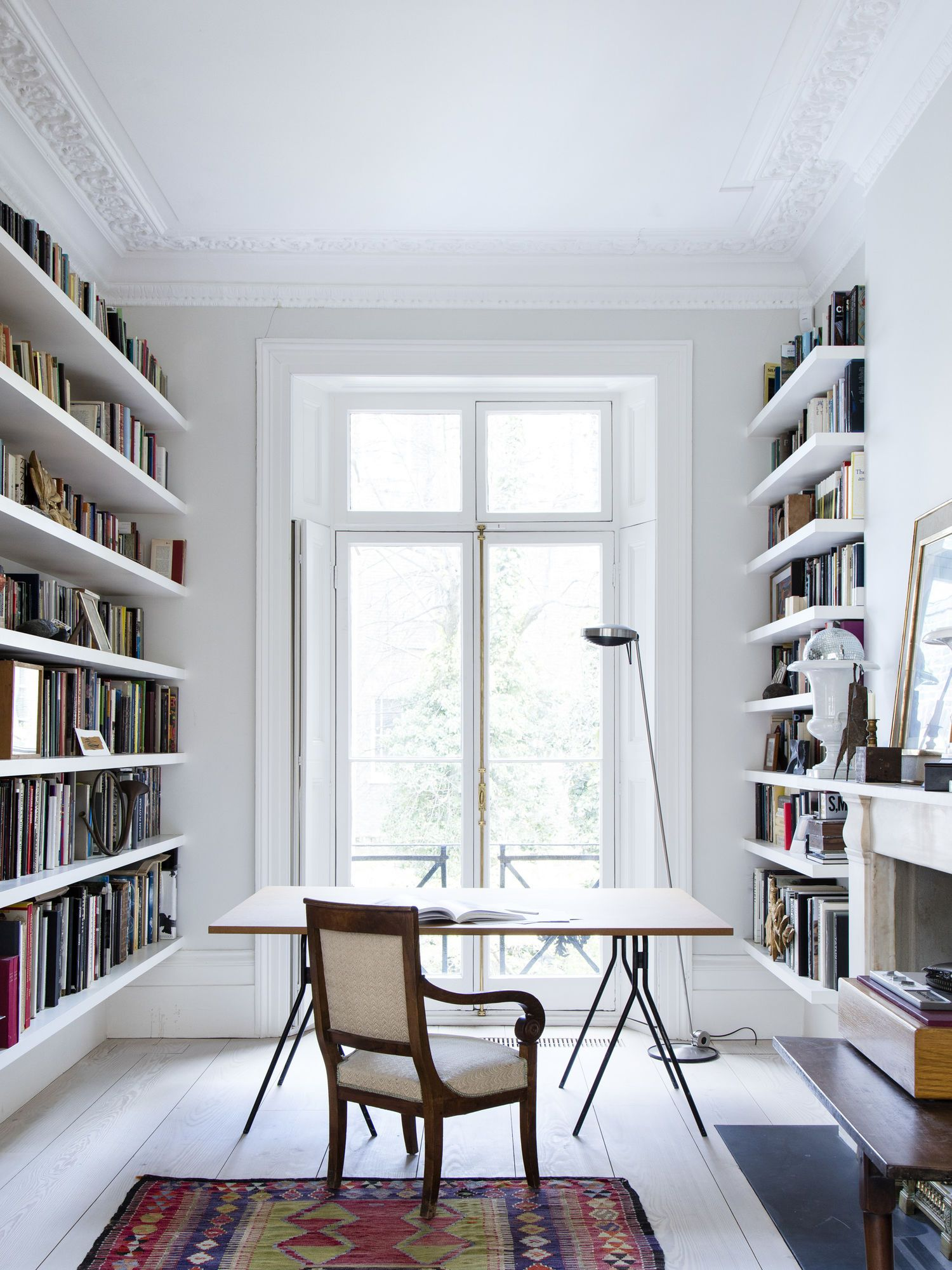 A Notting Hill Townhouse Artfully Transformed by Sadie Snelson ...
