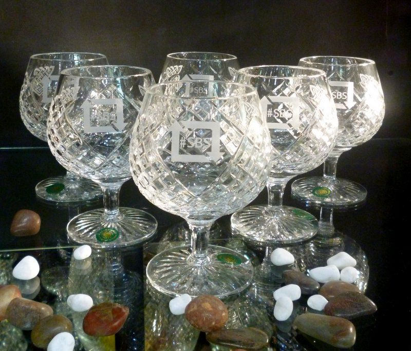 The Welsh Royal Crystal glass of choice for Mr Theo Paphitis!  http://welshroyalcrystal.co.uk/product.php?id=21  #SBS