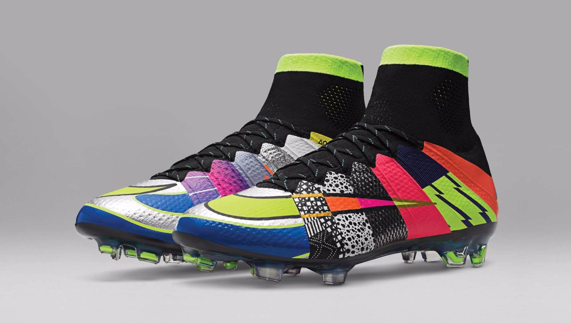 Soccer cleats · Nike Mercurial Superfly 2016 What The Mercurial