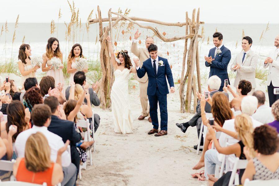 Hilton Head Weddings Omni Oceanfront Resort Wedding By Riverland Studios