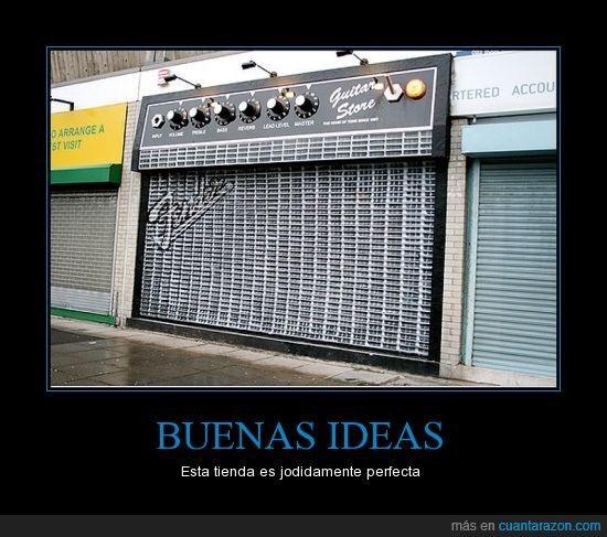 BUENAS IDEAS - Esta tienda es  perfecta