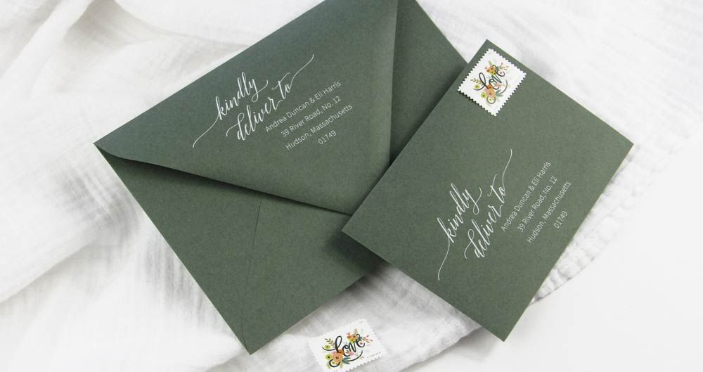Free Downloadable Return Address Wedding Envelope Templates Envelope Printing Template Envelope Addressing Template Addressing Envelopes Wedding