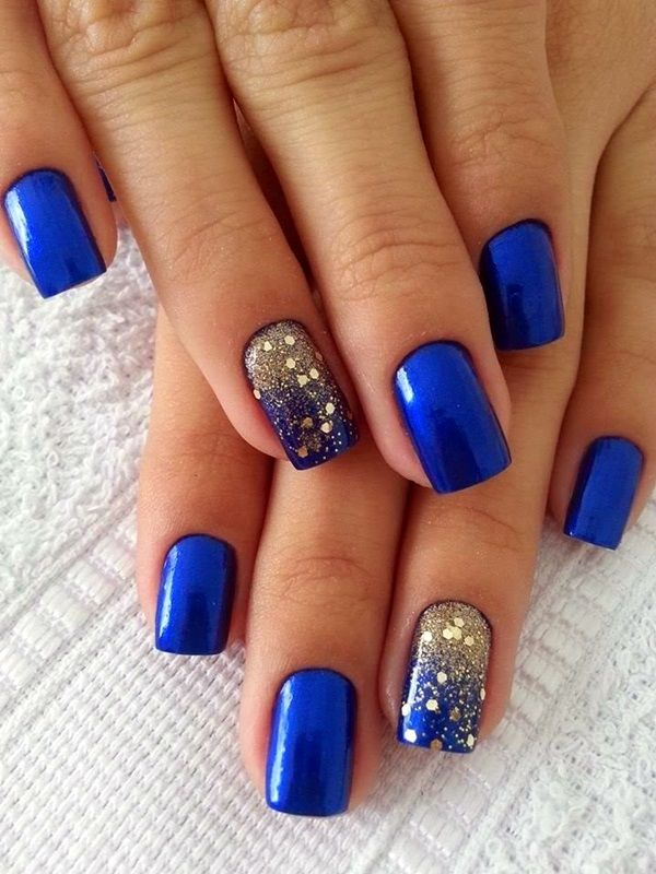 45 Acrylic Nail Art Designs That Are Impossibly Chic | Acrylic nail ...